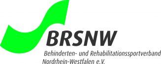 BRSNW (Logo): Behinderten- und Rehabilitationssportverband Nordrhein-Westfalen e.V.